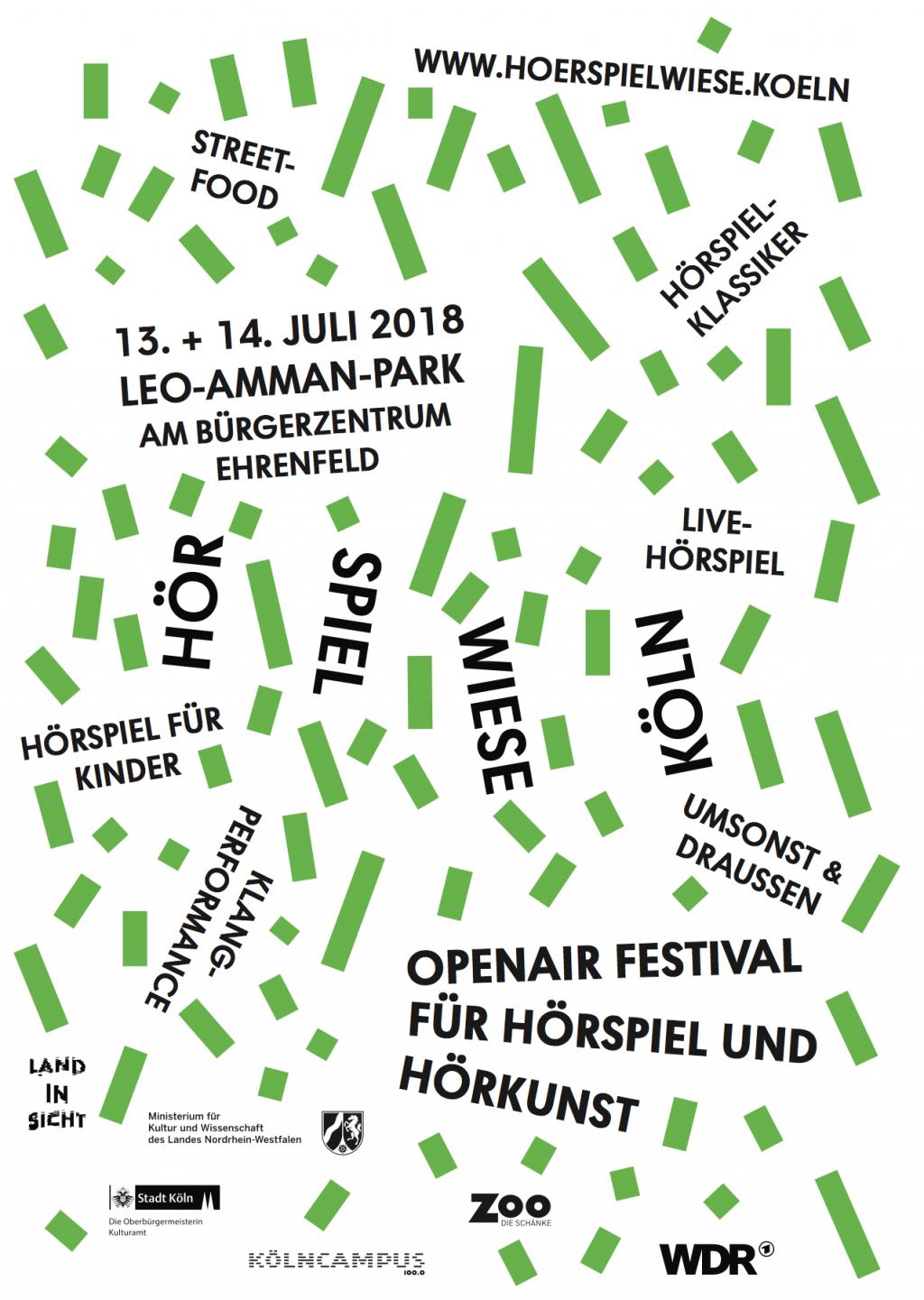 mariofrank Hörspielwiese Köln